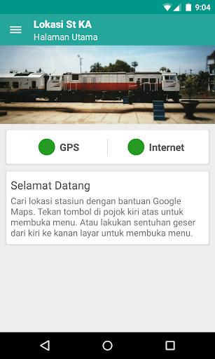 Lokasi Stasiun Kereta