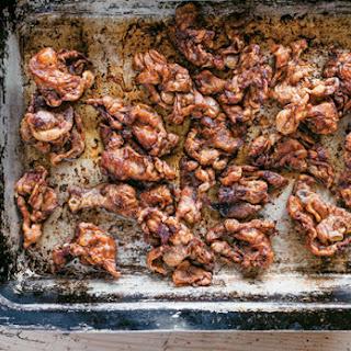 Gribenes  Roast Chicken Skin