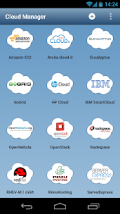 Cloud Manager - screenshot thumbnail