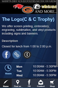 The Logo(C & C Trophy) screenshot 0
