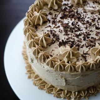 Buttermilk Cappuccino Cake.
