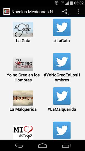 Novelas Mexicanas Noticias