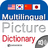 Multilingual Vocabulary Dict