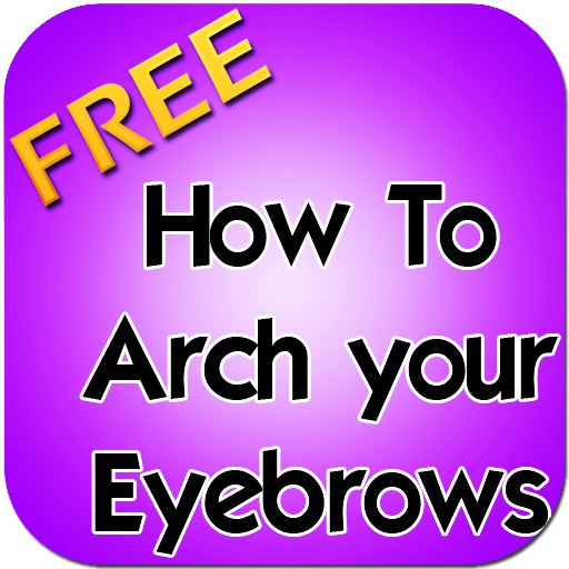 How To Arch Your Eyebrows 生活 App LOGO-APP開箱王