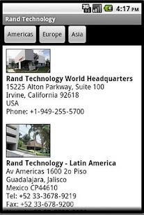 Rand Technology- screenshot thumbnail
