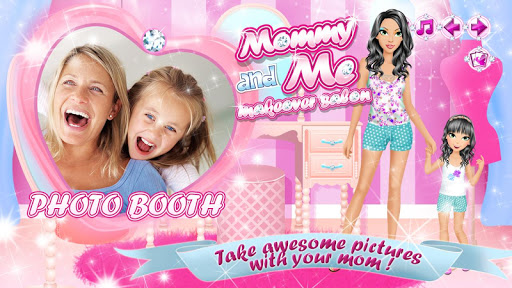 Mommy and Me Makeover Salon for PC