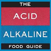 Acid Alkaline Food Guide
