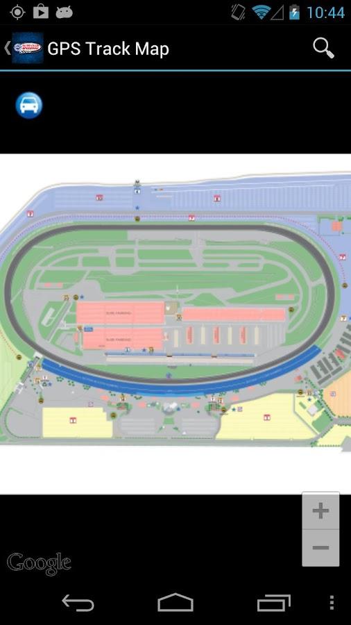 AAA Speedway- screenshot