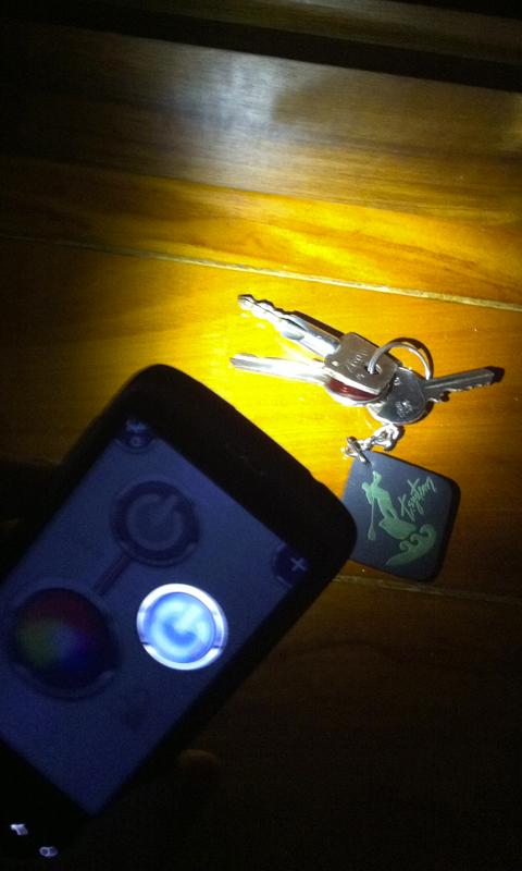 Installieren Sie Kostenlose Taschenlampe App