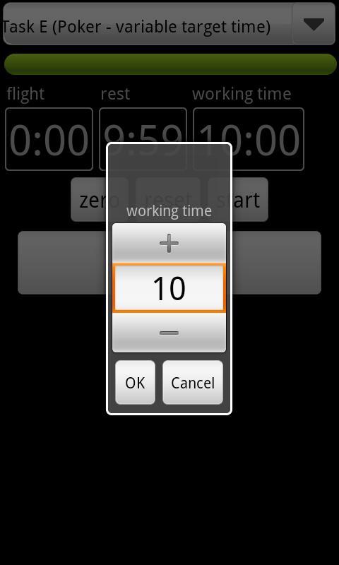 F3K Timer Pro- screenshot