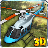 Real Helicopter Simulator -Fly