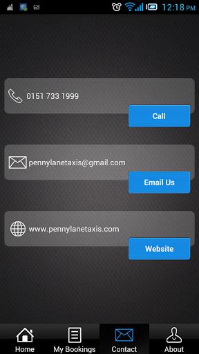 【免費交通運輸App】Penny Lane Taxis-APP點子