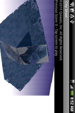 City Shoot II 3D- screenshot