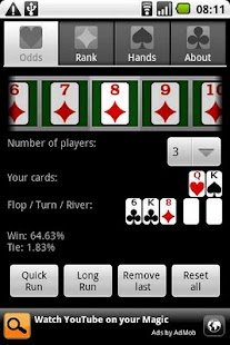 Poker Assistandroid - screenshot thumbnail
