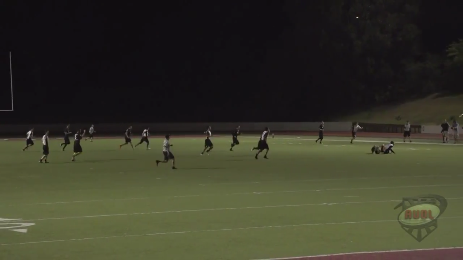 AUDL- screenshot