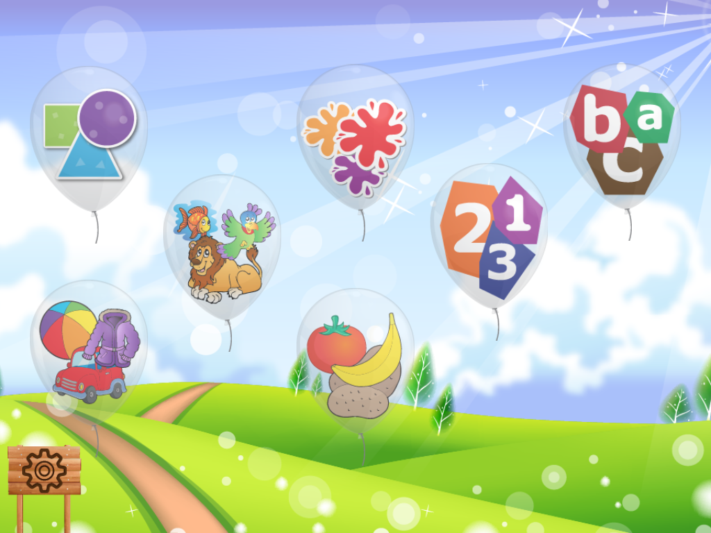 english learning for kids full screenshot - Picture For Kids