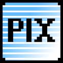 PIX Nonogram logo