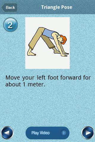 Easy Yoga Lite - screenshot