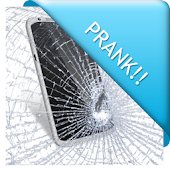 Cracked Broken Screen Prank