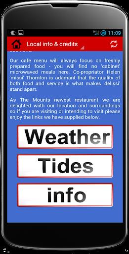 玩旅遊App|delissi restaurant免費|APP試玩