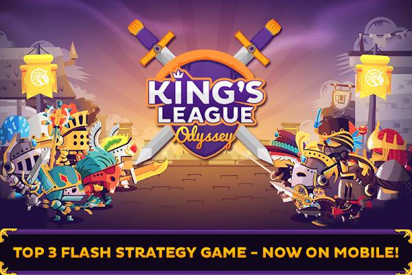 King's League: Odyssey - screenshot