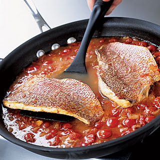 Red Snapper in Acqua Pazza