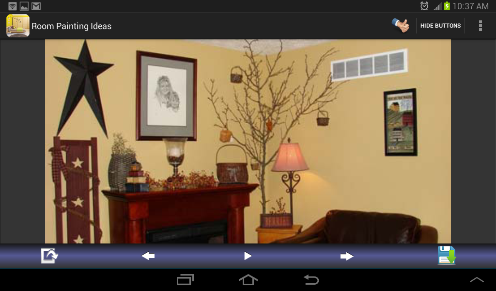 Room painting ideas android apps on google play for Room design game app