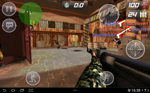 descargar Critical Missions SWAT v2.633 android