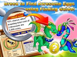Screenshot of Jurassic Story  Dinosaur World