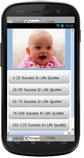 Best Success In Life Quotes