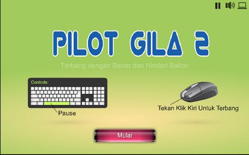 Pilot Gila 2