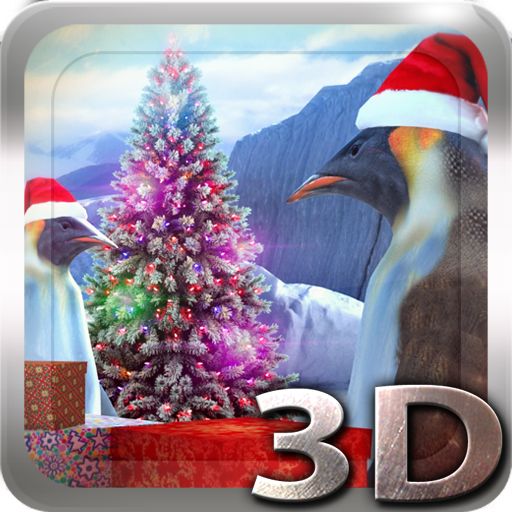 Christmas Edition: Penguins 3D