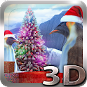 Christmas Edition: Penguins 3D icon