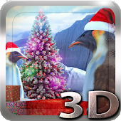 Christmas Edition: Penguins 3D