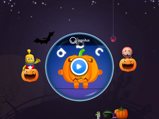 Phonics Pumpkin for Kids FREE