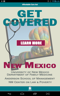 Get Covered New Mexico- screenshot thumbnail