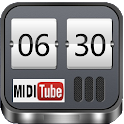 MidiTube Alarm Clock icon