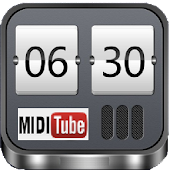MidiTube Alarm Clock