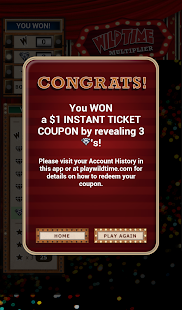 Wild Time by Michigan Lottery - screenshot thumbnail