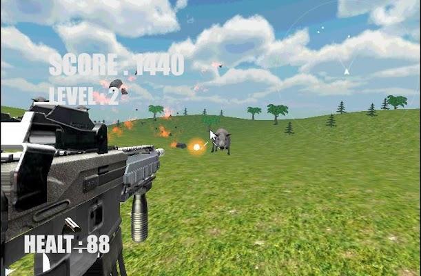 Boar Shooter - screenshot