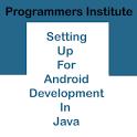 Android Programming Java Setup icon