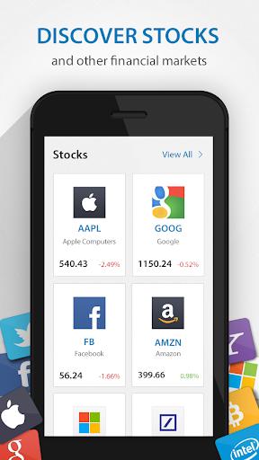 eToro Social Trading Stocks