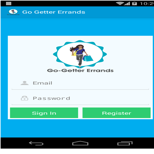 Go-Getter Errands 商業 App LOGO-APP試玩