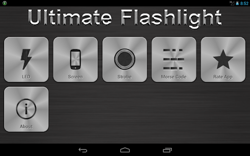 Ultimate LED Flashlight - screenshot thumbnail