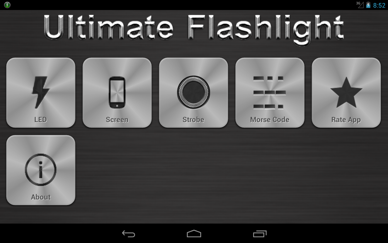 Ultimate LED Flashlight- screenshot