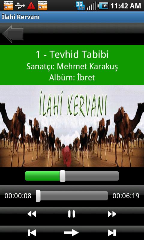 iLAHi KERVANI - Lite - screenshot