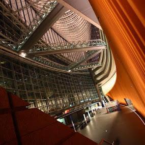 Architecture tokyo by Nandar Iskandar - Buildings & Architecture Statues & Monuments