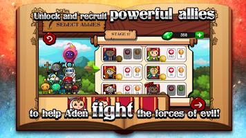 Screenshot of Wizard & Dragon Defense