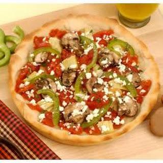 Tomato and Artichoke Focaccia