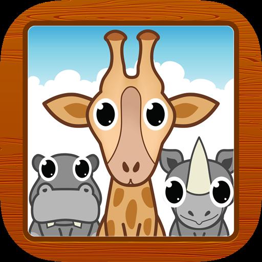 解謎App|儿童动物游戏 LOGO-3C達人阿輝的APP